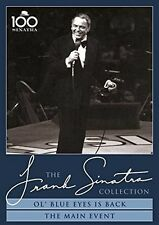 FRANK SINATRA - OL' BLUE EYES IS BACK/THE MAIN EVENT (DVD) EAGLE VISION DVD NEU