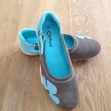 OKAOU Girls Ballerina Shoes
