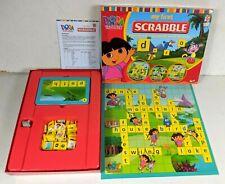 Scrabble Junior ( My First Scrabble) Dora The Explorer English & Spanish Edition
