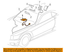 Cadillac GM OEM 04-09 XLR Navigation System-Antenna 15814166