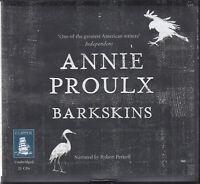 Annie Proulx Barkskins 21CD Audio Book Unabridged Historical Romance Saga