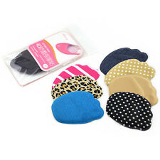 1 Pair Sponge  Foot Care Protector High Heel Shoe Insole Cushion Pad Front Bt