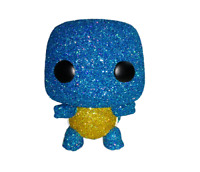 Funko Pop Custom Squirtle 504 Pokemon Games Collectible Glitter Vinyl Figure New