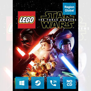 LEGO STAR WARS The Force Awakens for PC Game Steam Key Region Free
