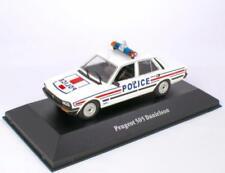 PEUGEOT 505 POLICE France  1/43 presse