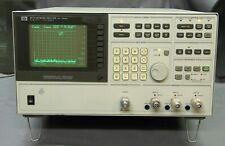 Hp (Agilent) 3577A Vector Network Analyzer, 5Hz -200Mhz, refurb tested good