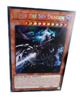 Yu-Gi-Oh! Slifer the Sky Dragon Prismatic Secret Rare TN19-EN008