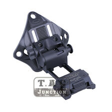 Tactical L4 G32 Low Profile NVG Mount Ops-Core Shroud AN PVS15 18 PVS21 Devgru