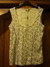 Per Una Scoop Neck Stretch Vest Top, Strappy, Cami Women's Tops & Shirts