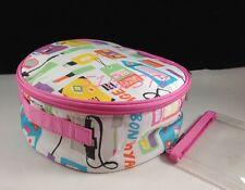 1 Set/ 2 Pc - Clinique Bloomingdales Cosmetic Make up Bag & Mini Bag