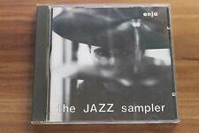 Various Artists - Enja The Jazz Sampler (1988) (Enja Records-enja 5000 2)