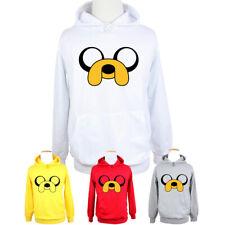 Adventure Time Jake Dog Pattern Kids Hoodies Childs Print Sweatshirt Hoody Tops