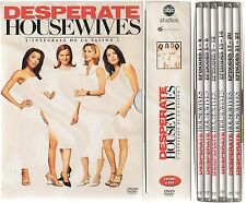 DESPERATE HOUSEWIVES - Intégrale saison 1 - Coffret V2 -6 boitiers slim1 - 6 DVD