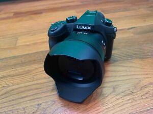 Panasonic Lumix DMC-FZ1000 Digital Camera - Black