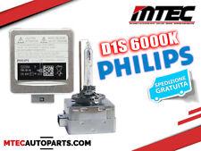 2x Philips D1S Coppia Lampade Xenon Hid 35W Bianco Ghiaccio Anabbaglianti 6000k