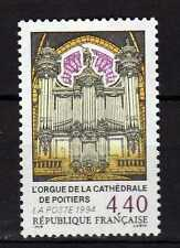 France : 1994 Yvert 2890 ( Orgue Cathédrale de Poitiers ) Neuf ( MNH )
