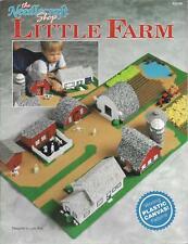 Little Farm Plastic Canvas Pattern Booklet - Needlecraft Shop