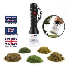 More details for wws pro grassmicrostatic grass applicator & embankment kit –modelrailway