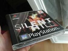 Game 🌐 SILENT HILL 1 PlayStation 1 - Sony PS1 / PSX PS 1 PSONE - KONAMI