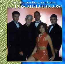 "MUSIC OF VENEZUELA - Los Melodicos ""Que Bueno Esta El Baile"" *NEW Sealed CD"