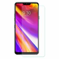 Lg G7 Thinq Blindé Verre de Protection Film Blindé Film de Verre Véritable