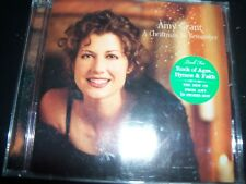Amy Grant ‎– A Christmas To Remember CD – New