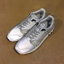 PUMA XT1 Reflective Silver Size 13 US Mens Trinomic Trainers Running Sneakers