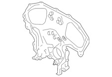 Genuine Nissan Inner Timing Cover 13500-EA23A
