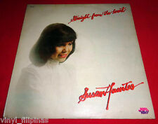 PHILIPPINES:SUSAN FUENTES - Straight From The Heart LP,OPM,RARE,Covers,Love Song