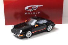 1:18 GT Spirit Porsche 911 964 Carrera RS black NEW bei PREMIUM-MODELCARS