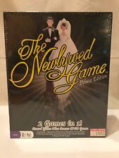The Newlywed Game Deluxe Edition (Board Game) + DVD Game ~ NEW & Factory Sealed