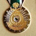 Kuwait Liberation Medal Set in Presentation Case  Kingdom of Saudi Arabia