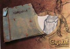Grimm Season 1 Steinadler Book of Grimm Page GPR-15 Prop Card b