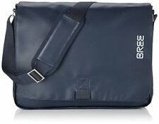 BREE Punch 49 13'' Laptop Messenger 83251049-blue