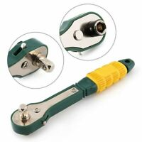 Mini 1/4 Cacciavite 6,35 mm interno esagonale a cricchetto chiave a bussola M4U2