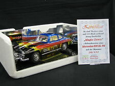 "Bburago Special Edition Mercedes-Benz 300 SL 1:18 Air brushed ""Magic Dawn"" (JS)"