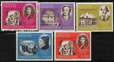 Paraguay=Famous Authors MNH Shakespeare
