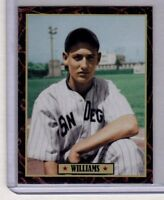 Ted Williams, '37 San Diego Padres PCL Ultimate Baseball Card Collection #6