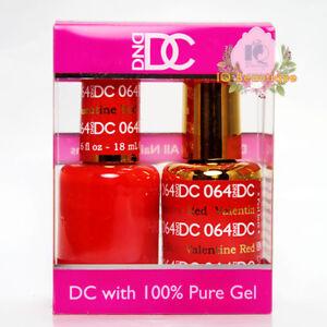 DND DC Soak Off Gel Polish Duo #001 - #289 .6oz LED/UV - Pick Any Color