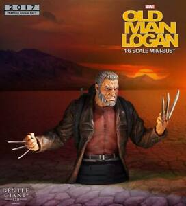 Gentle Giant Marvel Wolverine Old Man Logan PGM Exclusive Mini Bust New In Stock