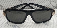 Cazal Vintage Sunglasses 8023 001 65-14-140 100% Authentic New