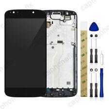 For T-Mobile Motorola Moto E5 Play XT1921-3 LCD Touch Screen Frame Asssembly