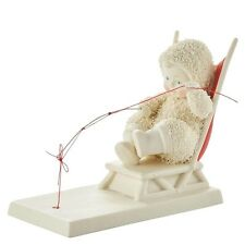 SNOWBABIES The Art Of Fishing  Figurine