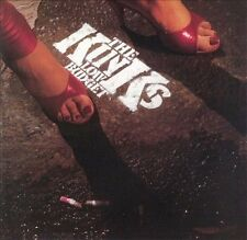 Low Budget  The Kinks CD NEW SEALED RARE GIFT
