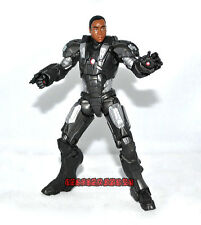"Marvel The Avengers Iron Man Movie War Machine Rhodes Unmasked 3.75"" Figure Rare"