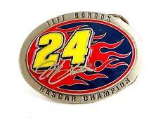 2006 Jeff Gordon Nascar Champion Étain Boucle de Ceinture 12112013rc
