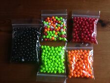 100 mixed beads for rig making 50x 8mm & 50x 5mm