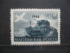 1944 Rumänien - Ungarn-Posta-Odorheiu 20+30/1