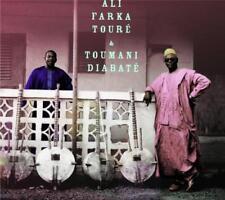 Ali Farka Toure And Toumani Diabate - Ali And Toumani (NEW CD)