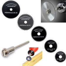 10x/SET Circular Saw Blade Cutting Disc dremel rotary Wheel Cut off abra 22mm